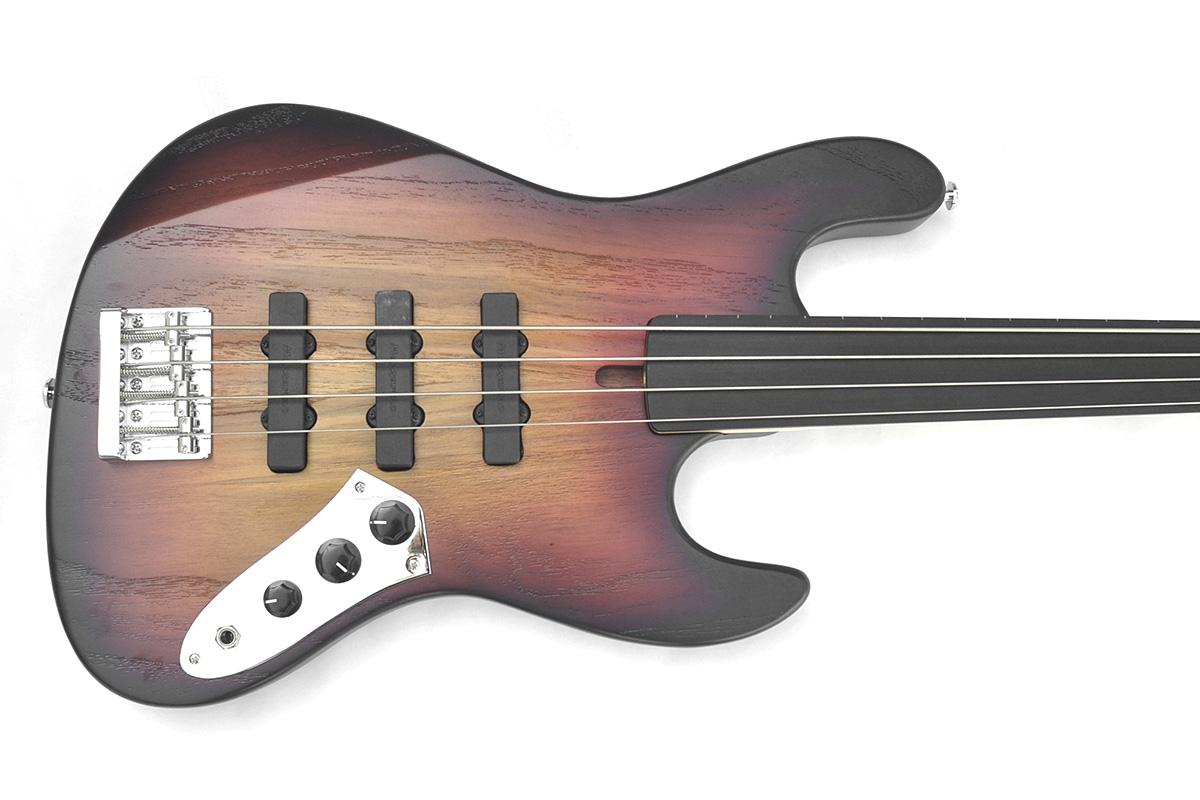 Circuito Jazz Bass Pasivo : Jazz bass fretless